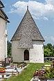 Ebenthal Radsberg Friedhof Karner hl. Michael W-Ansicht 12062019 6758.jpg