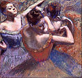 Edgar Degas - Dancers - Google Art Project.jpg
