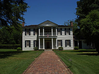 Edgewood (Montgomery, Alabama) historic Federal-style house in Montgomery, Alabama