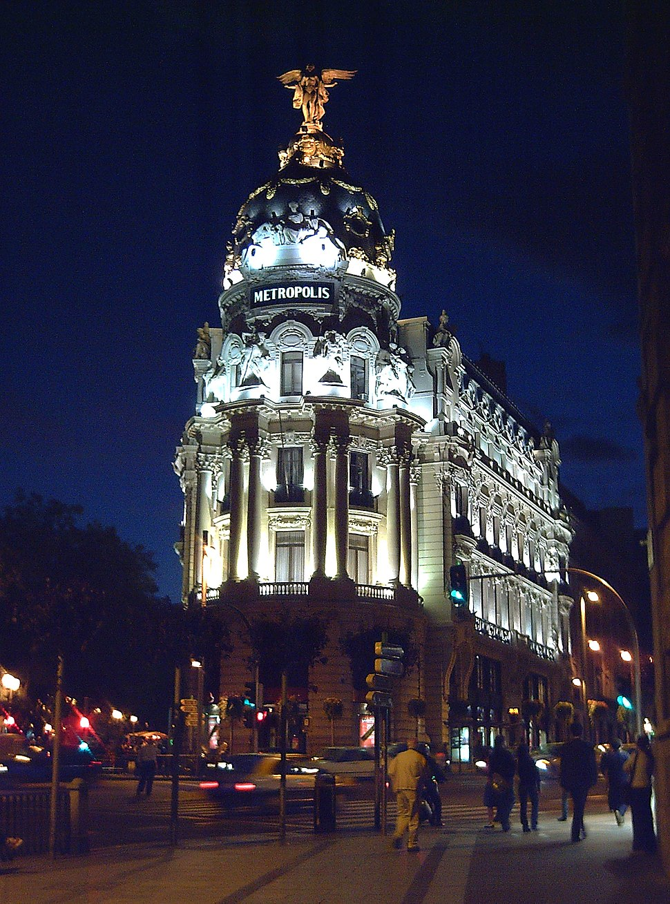 Edificio Metrópolis (Madrid) 03