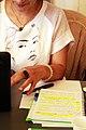 Edito, luego existo. Editatón colectiva de biografías de mujeres uruguayas. Tipeo de biografías.jpg