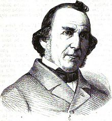 Eduard Devrient, 1860 (Quelle: Wikimedia)