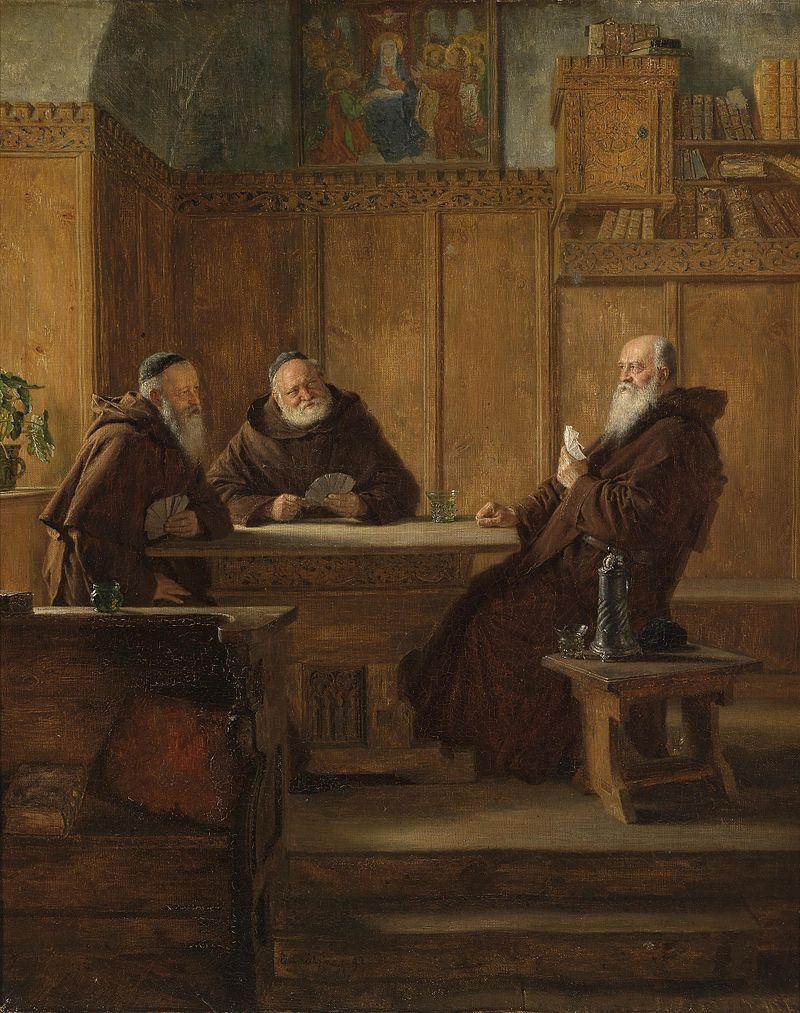 Eduard Grützner Das Kartenspiel 1892.jpg