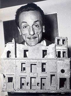 Eduardo De Filippo Italian actor