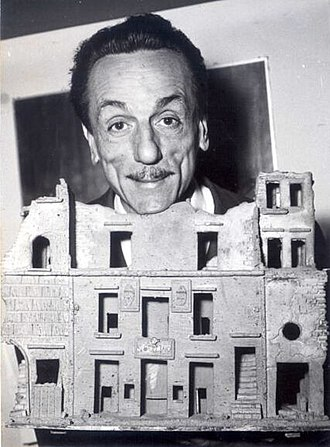 Eduardo De Filippo - Image: Eduardo De Filippo e sughero del Teatro San Carlino