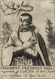 Edward Oldcorne