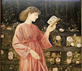 Edward burne-jones, la principessa sabra, 1865, 02.JPG