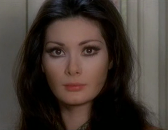 Edwige Fenech - Fenech in All the Colors of the Dark (1972)