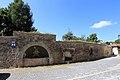 Eggenburg - Stadtmauer und Brunnen, Kirchengasse 5.JPG