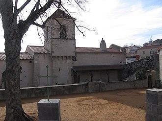 Gergovie - Image: Eglise de Gergovie (63)