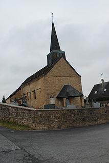 Vrigne-Meuse Commune in Grand Est, France