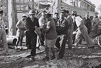Egyptian bombing 1948