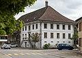 """Ehem. Bauernhaus """"Vorstadt 17"""" in Wangen an der Aare.jpg"""