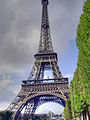 Eiffel Tower from Champ de Mars 001.jpg