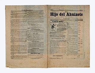 El Hijo del Ahuizote newspaper