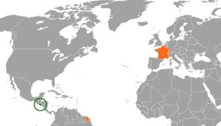 El Salvador–France relations