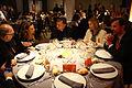 El cardenal Sebastián y monseñor Martínez Camino en la cena junto al presidente de HazteOir.org y su esposa.jpg