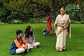 Ela Bhatt with her grandchildren.jpg