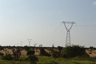 Energy in Kenya - Electricity Transmission in Kenya.