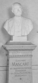 Éleuthère Mascart French scientist