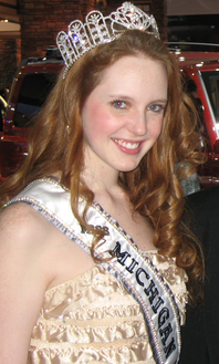 miss teen international lauryn eagle