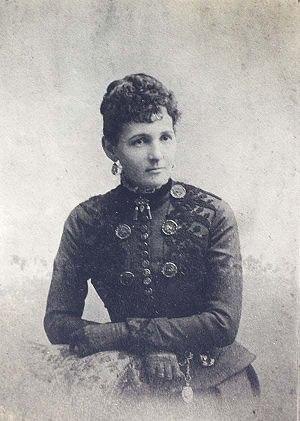 Ellen Lawson Dabbs - Ellen Lawson Dabbs circa 1890.