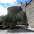 Elne (66) Cathédrale Sainte-Eulalie et Sainte-Julie 11.JPG