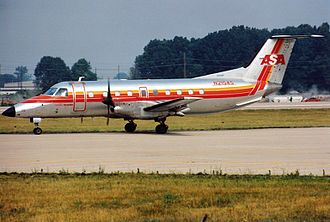 Atlantic Southeast Airlines Flight 2311 - Image: Embraer EMB 120 Brasilia, ASA Atlantic Southeast Airlines AN0215590