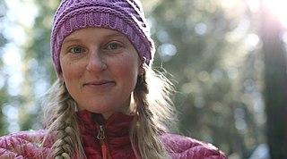 Emily Harrington American rock climber