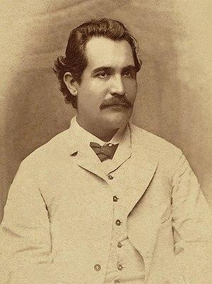 Symphony No. 5 (Enescu) - Mihai Eminescu in 1884
