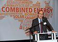 Energiekonferenz- Combined Energy 2012 (7975525266).jpg