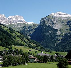 Engelberg Valley