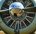 Engine Detail Reflection-Lunken Airport Airshow-Cincinnati Ohio.jpg