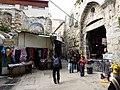 Entering the Muslim Quarter (Jerusalem, 2013) (8683269184).jpg