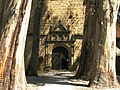 Entrada a la iglesia - Monasterio de Yuste ( Caceres - Extremadura ) (23649119044).jpg