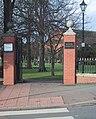 Entrance to Manor Gardens - geograph.org.uk - 1073512.jpg