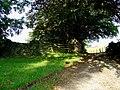 Entrance to Penhenrhiw, Llanwinio - geograph.org.uk - 981168.jpg