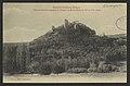 Environs d'Anneyron (Drôme) - Illustres Ruines trangiques du Château de Barbe-Bleue du XIe au XVe siècles (34316997371).jpg