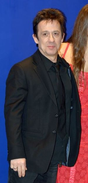 Éric Serra - Serra at the 2016 César Awards ceremony.