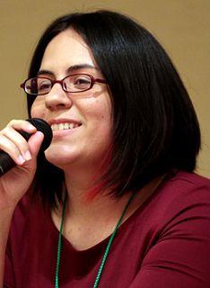 Erica Mendez American voice actor