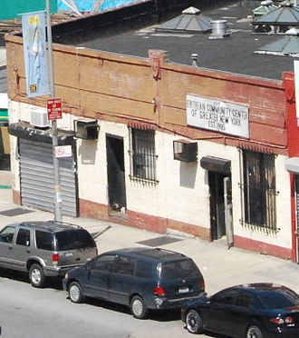Eritrean Americans - The Eritrean Community Center of Greater New York.