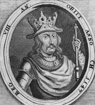 Eric III of Denmark - Image: Erik lam