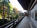 Erinji garden and Corridors.JPG