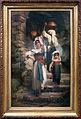 Ernest hébert, le cervarole (le donne di Cervara di Roma, stati romani), 1859 circa.JPG