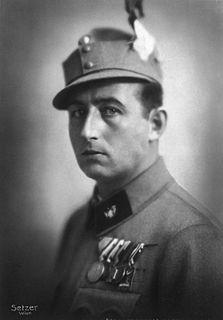 Ernst Rüdiger Starhemberg austrian politician and nobleman