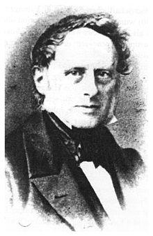 Ernst Hellwag (um 1850) (Quelle: Wikimedia)