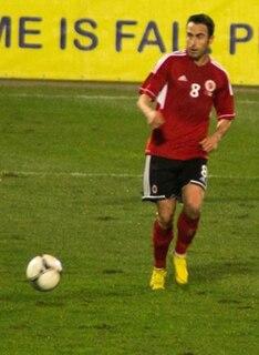 Ervin Bulku Albanian footballer