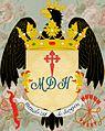 Escudo de armas de la casa mendoza de hoyos.JPG