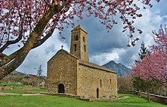 Esglèsia Sant Climent, Coll de Nargó