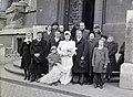 Esküvői fotó, 1948 Budapest. Fortepan 104975.jpg